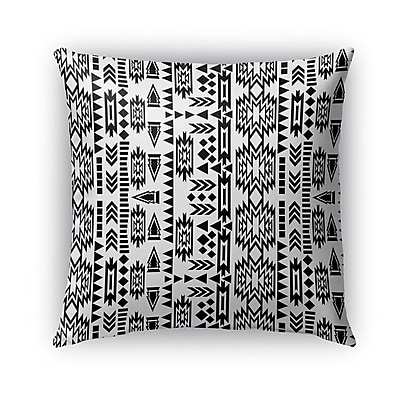 Bungalow Rose Glenaire Outdoor Throw Pillow; 18'' x 18''