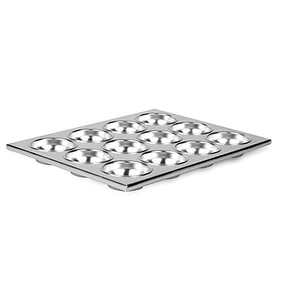 Thunder Group Inc. 12 Cup Non-Stick Muffin Pan WYF078281742678