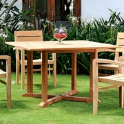 Darby Home Co Vang Squared Dining Table
