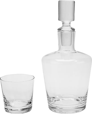 Libbey Perfect 6 Piece Decanter Set WYF078281740279