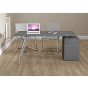 latitude run branchburg home office executive desk gray