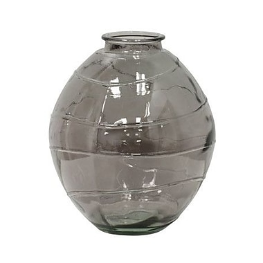 Highland Dunes Akef Spanish Table Vase; Purple