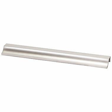 R. Christensen 12 5/8'' Center Bar Pull; Brushed Nickel