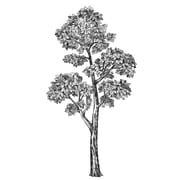 WallPops! Mulberry Tree Wall Decal