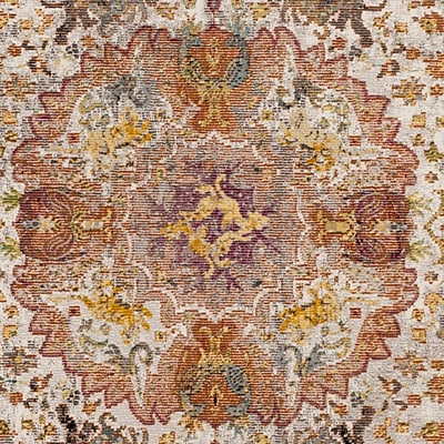 Bungalow Rose Andy Beige Area Rug; 9' x 12'