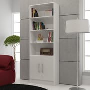 Ebern Designs Althea Cabinet; White