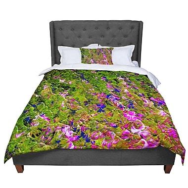 East Urban Home Ebi Emporium Beyond the Horizon Comforter; Twin