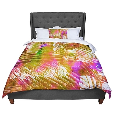 East Urban Home Ebi Emporium Flamenco Moves Comforter; Queen