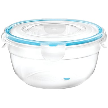 Symple Stuff Easy Match Round 29-Oz. Food Storage Container