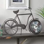 Williston Forge Bicycle Tabletop Clock
