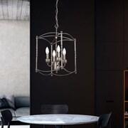 August Grove Ivie 4-Light Foyer Pendant