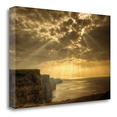 Highland Dunes 'Heavenly' Photographic Print on Wrapped Canvas; 23'' H x 34'' W