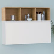 Ronbow Signature Series Three Free Bamboo Open Wall Shelf