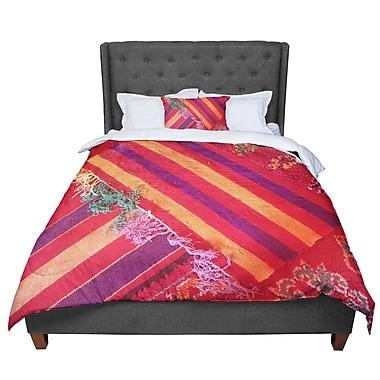 East Urban Home Luvprintz Carpet Comforter; King