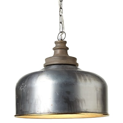 Gracie Oaks Lylia LED Inverted Pendant
