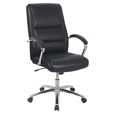 Ebern Designs Durango Executive Chair; Black