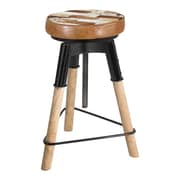 17 Stories Yuvaan 27'' Adjustable Height Swivel Bar Stool