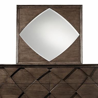 Bloomsbury Market Francena Landscape Rectangular Dresser Mirror
