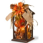 The Holiday Aisle Harvest Arrangement in LED Lamp