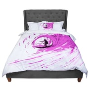 East Urban Home Bruce Stanfield Solo Surfer Comforter; King by