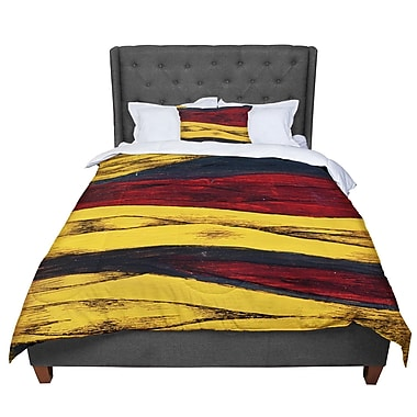 East Urban Home Brittany Guarino Sheets Comforter; Twin