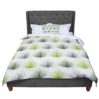 East Urban Home Julia Grifol My Holidays Time Comforter; Queen
