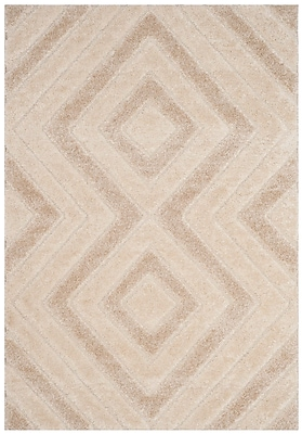 Wrought Studio Wideman Beige Area Rug; Rectangle 8' x 10'