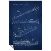 Successories 'Star Wars Lightsaber Patent' Wall Decal; 48'' H x 32'' W
