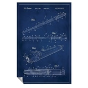 Successories 'Star Wars Lightsaber Patent' Wall Decal; 36'' H x 24'' W