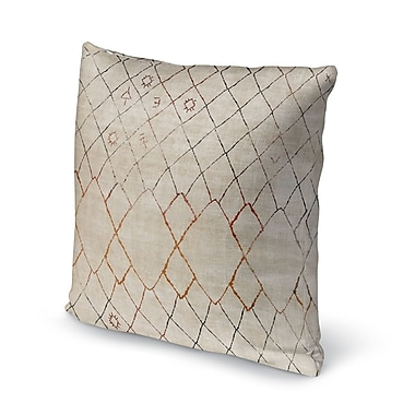 Bloomsbury Market Domenica Accent Throw Pillow; 16'' x 16''