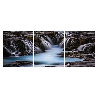 East Urban Home 'Morning Mist' Photographic Print Multi-Piece Image on Wrapped Canvas