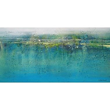 Latitude Run 'Colorscape' Horizontal Print on Wrapped Canvas