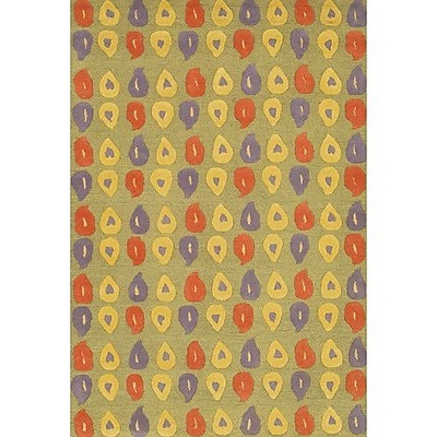 Ebern Designs Krysta Geometric Rug; 7'9'' x 10'6''