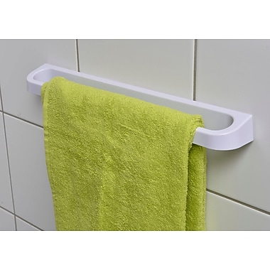 Evideco Sali Shower 14'' Wall Mounted Towel Bar