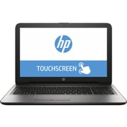 "HP W7C03UA#ABL 15.6"" Notebook, 3.3 GHz AMD A10-9600P, 1 TB HDD, 6 GB DDR4 SDRAM, Windows 10 Home"