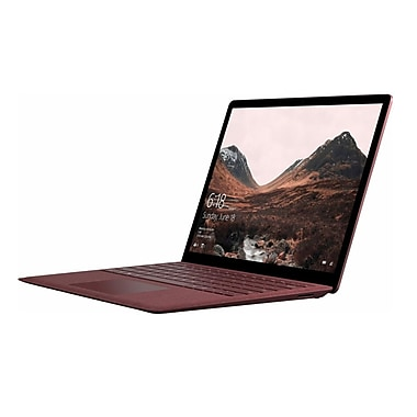 Microsoft – Surface Laptop DAG-00006 PixelSense 13,5 po, Intel Core i5, SSD 256 Go, 8 Go, Windows 10 S, bourgogne, français