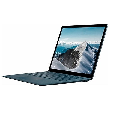 Microsoft – Surface Laptop DAG-00007 PixelSense 13,5 po, Intel Core i5, SSD 256 Go, RAM 8 Go, Windows 10 S, bleu Cobalt