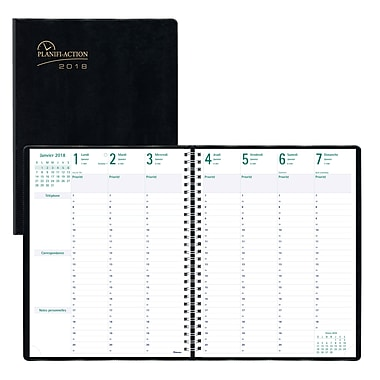 Blueline® 2018 Planifi-Action® Weekly Planner, 11
