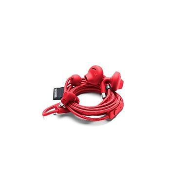 UrbanEars – Écouteurs intra-auriculaires Sumpan, rouge tomate (04091382)