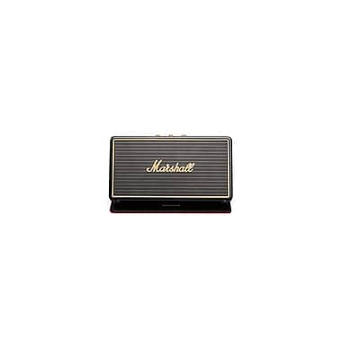 Marshall – Haut-parleur Bluetooth portable Stockwell avec couverture rabattable, noir (04091451)