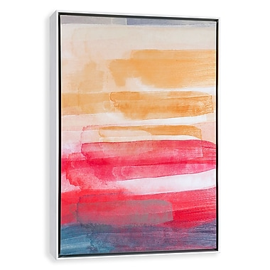 Artissimo A Little More, Gallery Wrapped Canvas, 18W x 24H x 2D Wall Art