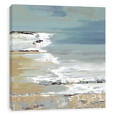 Artissimo East Coast I, Gallery Wrapped Canvas, 12W x 12H x 1.25D Wall Art