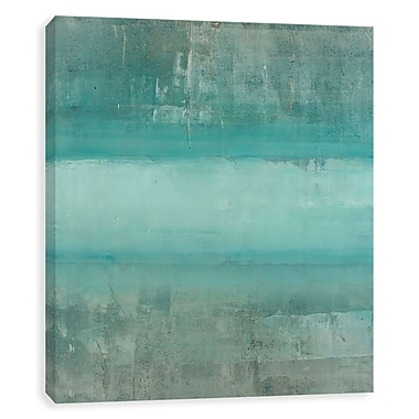 Artissimo Echo I, Gallery Wrapped Canvas, 30W x 32H x 1.5D Wall Art