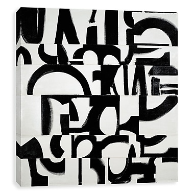 Artissimo Prosperous Element, Gallery Wrapped Canvas, 36W x 36H x 1.25D Wall Art