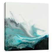 Artissimo Abstract, Gallery Wrapped Canvas, 24W x 24H x 1.25D Wall Art