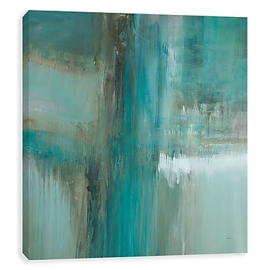 Artissimo Form and Light, Gallery Wrapped Canvas, 30W x 30H x 1.5D Wall Art