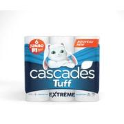 Cascades Tuff Extreme Paper Towel, 6 Jumbo Rolls