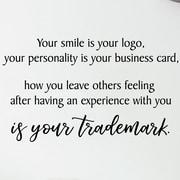 Belvedere Designs LLC Your Trademark Office Wall Decal