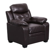 Winston Porter Kaitlin Club Chair; Brown