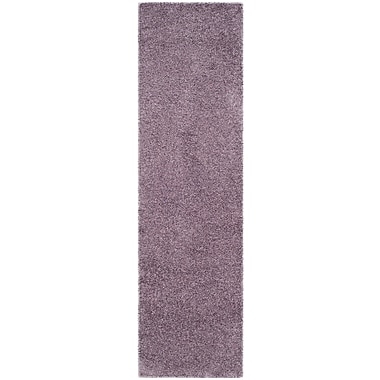 Varick Gallery Wickline Purple Area Rug
